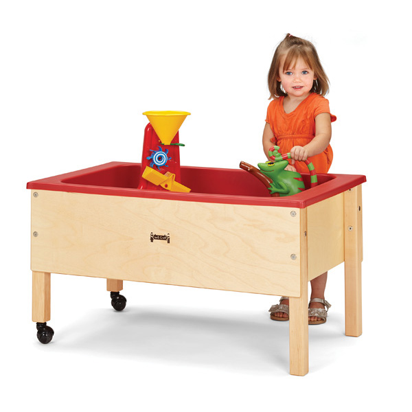 Magnificent Jonti Craft Toddler Space Saver Sensory Table 2867Jc Download Free Architecture Designs Scobabritishbridgeorg