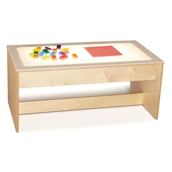 jonti craft large light table 5853jc