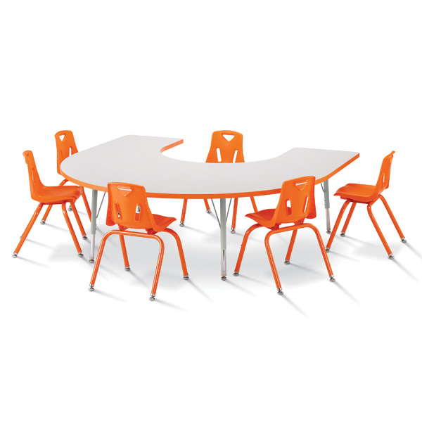 Preschool tables and chairs