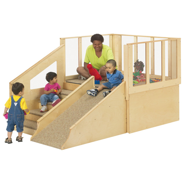 JONTI CRAFT  TINY TOTS LOFT - 12-24 MONTHS w/o BINS