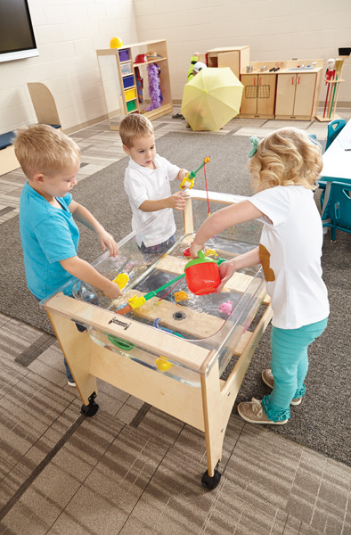 Jonti Craft See Thru Sensory Table 2871jc