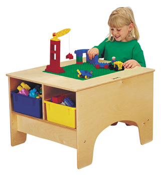 Jonti-Craft® KYDZ Building Table