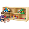 Jonti-Craft� Toddler Single Mobile Storage Unit - ThriftyKYDZ�