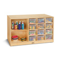 Jonti-Craft� Mobile Storage Island