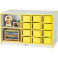Rainbow Accents� Mobile Storage Island