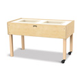 Toddler 2 Tub Sensory Table