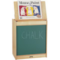 Jonti-Craft� Big Book Easel - Chalkboard - ThriftyKYDZ�
