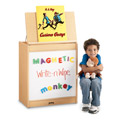MapleWave� Big Book Easel - Magnetic Write-n-Wipe