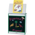 Rainbow Accents� Big Book Easel - Flannel
