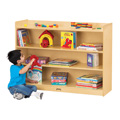 Jonti-Craft� Mobile Bookcase with Lip