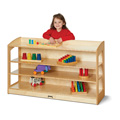 Jonti-Craft� Ridgetop Storage - Sideline View