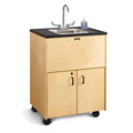 Clean Hands Helper Portable Sink- 38