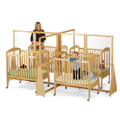 See-Thru Quad Crib Divider