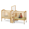 See-Thru Small Crib Divider