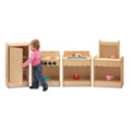 TODDLER CONTEMPO KITCHEN