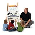 Jonti-Craft� Teachers' Easel - Standard