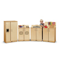 Jonti-Craft� Culinary Creations Play Kitchen 4 Piece Set