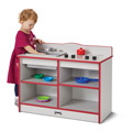 Rainbow Accents� Toddler Kitchenette
