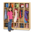 MapleWave� 5 Section Coat Locker