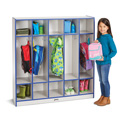 Rainbow Accents� 5 Section Coat Locker
