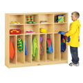 Jonti-Craft� Neat-n-Trim Standard Locker