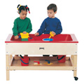 Jonti-Craft� Sensory Table with Shelf