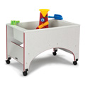 Rainbow Accents� Space Saver Sensory Table