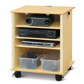 PRESENTATION CART - LOCKABLE