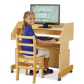 Jonti-Craft� Columbia Computer Desk