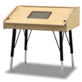 Jonti-Craft� Single Tablet Table - Stationary