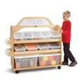 Jonti-Craft� STEAM Multimedia Cart