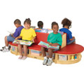 Jonti-Craft� Read-a-Round 3 Piece Set