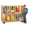 Jonti-Craft� 20 Section Mobile Backpack Cubbie