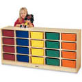 Jonti-Craft� 20 Tub Mobile Storage