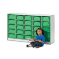 Rainbow Accents� 25 Tub Mobile Storage