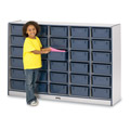 Rainbow Accents� 30 Tub Mobile Storage