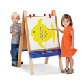 Jonti-Craft� Toddler Adjustable Easel
