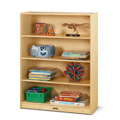 Jonti-Craft� Tall Fixed Straight-Shelf Bookcase
