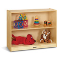 Jonti-Craft� Straight-Shelf Storage - Mobile