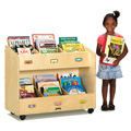 Jonti-Craft� Mobile 6-Section Book Organizer