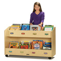 Jonti-Craft� Mobile 8-Section Book Organizer