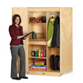 Jonti-Craft� Wardrobe Closet Deluxe
