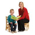 Jonti-Craft� Instructor�s Ladderback Chair