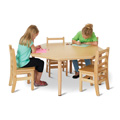 Jonti-Craft� Purpose+ Octagon Table