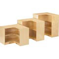 Jonti-Craft� Low Inside Corner Storage