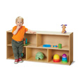 Young Time® Toddler Single Storage Unit
