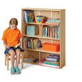 Young Time® Standard Adjustable Shelf Bookcase