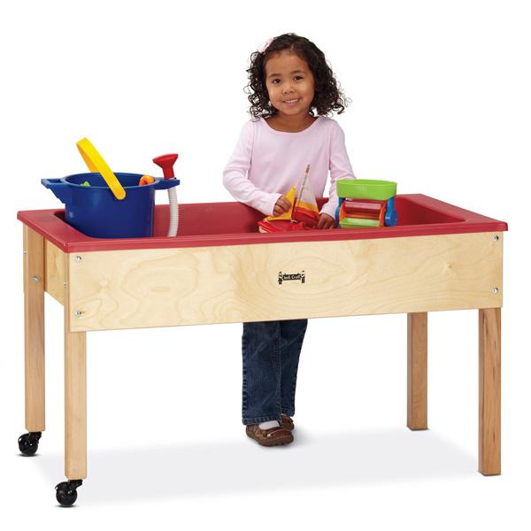 jonti craft sensory table. Black Bedroom Furniture Sets. Home Design Ideas